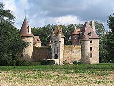 Château de Thoury---- Région historique Bourbonnais Subdivision administrative Allier Département Auvergne Commune Saint-Pourçain-sur-Besbre