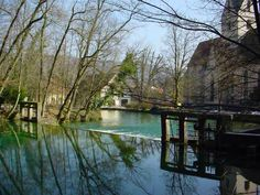 The Blau is a 15 km long river in Baden-Württemberg, southern Germany, and a left tributary of the Danube, at Ulm, Germany