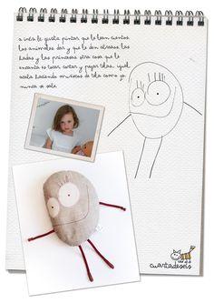 El muñeco de Inés.
