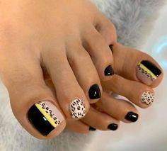 Cute Toe Nails, Cute Toes, Pretty Toes, Fun Nails, Tiny Baby Animals, Boyfriend Gifts, Nail Designs, Make Up, Nail Art