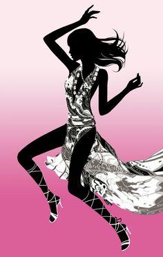 Folio illustration agency, London, UK   Jason Brooks - Fashion ∙ Glamour ∙ Architecture ∙ Lifestyle ∙ Vector - Illustrator