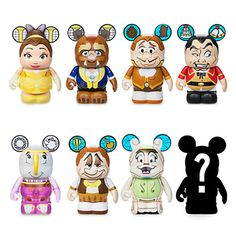 Vinylmation Beauty and the Beast Series 2 Figure - 3'' | Disney Store