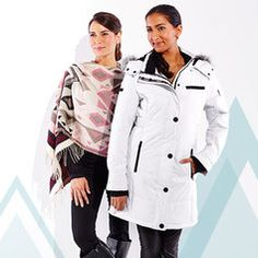 Cold-Weather Shop | Coats & Accessories | zulily