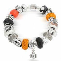 Calvas 1PCS//lot European 925 Sterling Silver Box Charm Beads Fits European Style Bracelets Jewelry