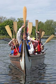 The Voyageur Salute! Don't miss this years Voyageur Canoe Races August 8, 9, 2015. Follow us on Facebook for details www.facebook.com/...