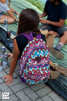 Whether you're an artist or just a little artistic, your color palette is one of the best ways you can express yourself. And if you can't pick just one, use them all on your JanSport Super FX backpack. Make them yours at JanSport.com