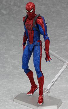 Figma 199 : Spider-Man Action Figures