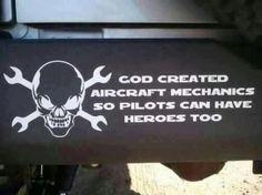 Air Force Aircraft Mechanic | Aircraft Mechanics - Military humor