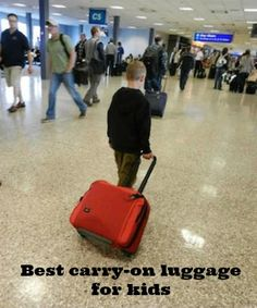 Cartoon abs trolley rolling kid travel luggage http ...