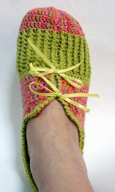 Fotos de  zapatos tejidos