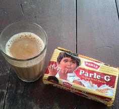 Somewhere in Corbett, with a cup of 'cutting chai' and a packet of Parle G