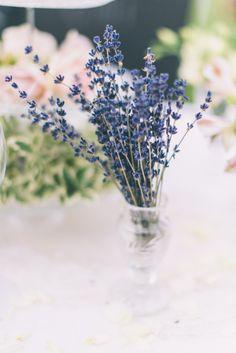 #lavender  Photography: CJK Visuals - www.cjkvisuals.com  Read More: http://www.stylemepretty.com/destination-weddings/2014/11/06/quintessential-english-garden-wedding-inspiration/