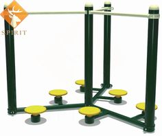 Wenzhou Small Industrial outdoor lifting equipment with dodgeball area, View bodybuilding equipment, SPIRIT PLAYGROUND Product Details from Yongjia Spirit Toys Factory on Alibaba.com    Welcome contact us for further details and informations!    Skype:johnzhang.play    Instagram: johnzhang2016  Web: www.zyplayground.com  Youtube: yongjia spirit toys factory  Email: spirittoysfactory@gmail.com  Tel / Wechat / Whatsapp: +86 15868518898  Facebook: facebook.com/yongjiaspirittoysfactory Outdoor Fitness Equipment, No Equipment Workout, Bodybuilding Equipment, Outdoor Playground, Outdoor Workouts, Custom Design, Industrial, Spirit, Indoor