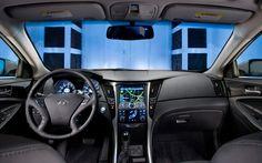 2014 Hyundai Sonata 2014 Hyundai Sonata Interior – TopIsMagazine