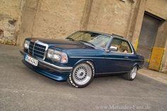 Voll retro: Mercedes 230CE (W123): 82er Coupé im Sportlook seiner Zeit - Classic - Mercedes-Fans - Das Magazin für Mercedes-Benz-Enthusiasten