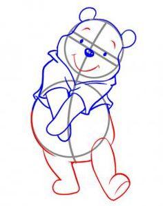 Disney - How to Draw Pooh