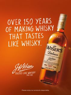 Adrian Armstrong #WisersWhisky