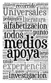 Las palabras que yo quiero: Diseño de un Entorno Personal de Aprendizaje para ... Por José Ramón Megías Cillero