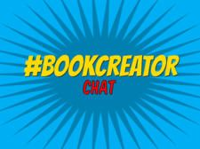 Participants of #BookCreator Twitter chat create a book in 1 hour
