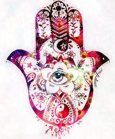 Tattooidee Hand Fatimas Fur Gluck Und Kraft Gegen Boses