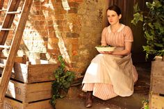 ophie McShera as Daisy Mason in Downton Abbey