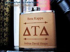 Delta Tau Delta Greek Letters College Sorority by AwardSourceLLC, $13.50