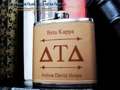 Delta Tau Delta Greek Letters College Sorority by AwardSourceLLC, $13.50