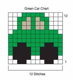 Free Knitting Pattern L32279 Traffic Scarf : Lion Brand Yarn Company