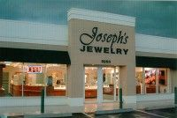 Joseph's Jewelry in Stuart, FL. We are located on the northwest corner of Salerno and US 1 next to the gas station.