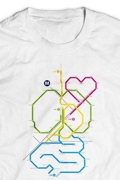 Human Map - Cool Tshirt - Humorous Tees – uneetee