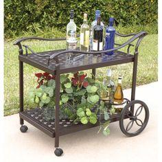 Charlston Tea Cart.