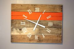 Large Rectangle Wall Clock | Home Design Ideas