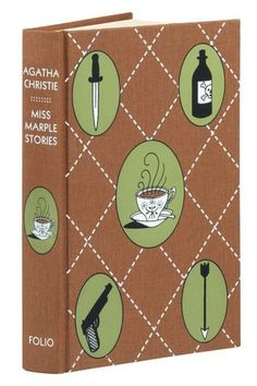 Miss Marple Short Stories (Folio Society Edition) $49.95   http://www.pinterest.com/adisavoiaditrev/boards/