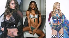All the Looks We've Seen From the 2016 Victoria's Secret Fashion Show - See what Bella Hadid, Taylor Hill, and more will be wearing at the 2016 Victoria's Secret fashion show.
