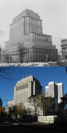 Before / After : Sun Life building