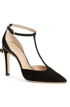 Tory Burch 'Belleville' T-Strap Pump (Women) available at #Nordstrom