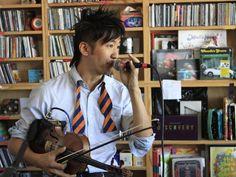 Kishi Bashi: Tiny Desk Concert
