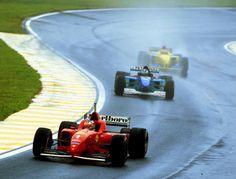 Twitter / SchumiOfficial: 1996 Brazilian Grand Prix ...