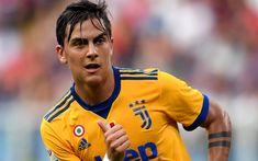 Download wallpapers Dybala, Juve, match, football stars, Paulo Dybala, footballers, Juventus, Italy, Serie A