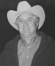 """In 1965, C.W. """"Bubba"""" Cascio accompanied former AQHA President, Lester Goodson, on a trip to give President Eisenhower two American Quarter Horses. Cascio has had a unique influence on the Quarter Horse industry, and continues to ride today. He was inducted into the Hall of Fame in 2008. Learn more about the AQHA Hall of Fame inductees at http://aqha.com/en/Foundation/Museum/Hall-of-Fame/Hall-of-Fame-Inductees.aspx"""