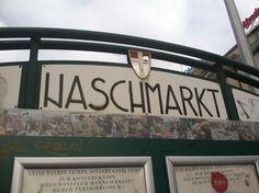 Visiting Vienna's Naschmarkt