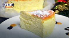 Delikatny sernik Kuroniowej Sweet Desserts, Dessert Recipes, Polish Recipes, Christmas Eve, Vanilla Cake, Baked Goods, Mango, Cheesecake, Sweets