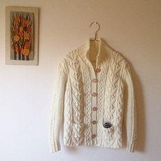 S Genial Damen-strickjacke Strickmantel Gr Kleidung & Accessoires Pullover & Strick