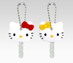 Hello Kitty Best Friends Key Cap Set