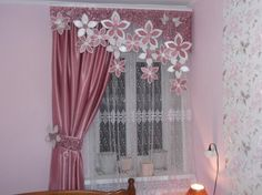 Одноклассники Curtains And Draperies, Luxury Curtains, Shabby Chic Curtains, Home Curtains, Modern Curtains, Hanging Curtains, Window Curtains, Window Curtain Designs, Curtain Styles