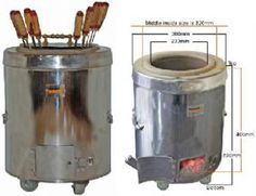 Domestic Tandoori Clay Oven | Buy Online at The Asian Cookshop.