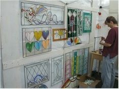 Article about marketing your stained glass