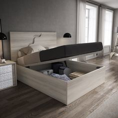 Mood Rocking Bed. See More. Grupo Exojo   Dormitorio Catálogo CRETA TOP  #armario #dormitorio #bedroom #grupoexojo #