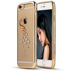 Bling Silicone Case For iPhone 6 6S 4.7  6 6S Plus 5.5 Soft Silicon Rhinestone Coque Cover For iPhone 6 S Plus Cases TOMKAS #electronicsprojects #electronicsdiy #electronicsgadgets #electronicsdisplay #electronicscircuit #electronicsengineering #electronicsdesign #electronicsorganization #electronicsworkbench #electronicsfor men #electronicshacks #electronicaelectronics #electronicsworkshop #appleelectronics #coolelectronics