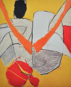 Structure and Imagery: Roger Hilton:Tasteful or Turbulent